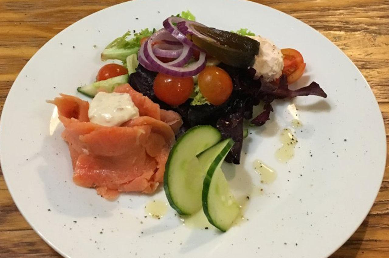 Restaurant Graskop, Dinner at Westlodge with Divine Foods